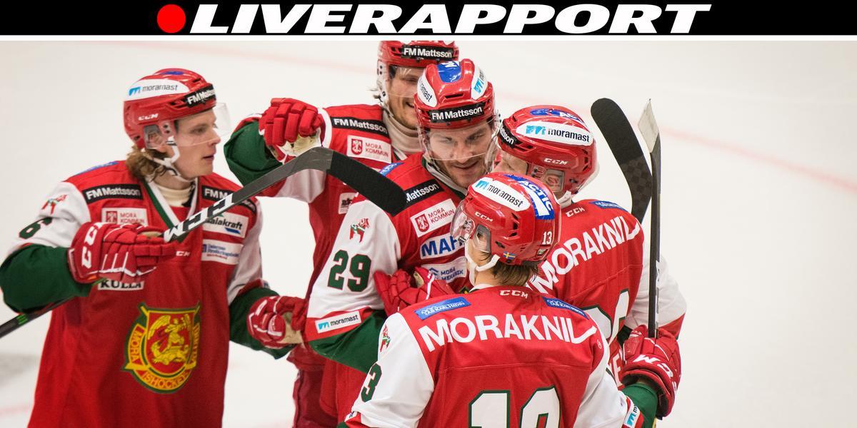 MATCHRAPPORT: Straffar skiljde Mora och Västervik åt – så var matchen
