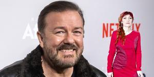 Ricky Gervais har skapat serien