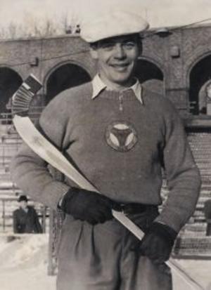 Ingvar Wasberg var under många år Mr. Broberg. Först som spelare och landslagsman och senare som framgångsrik tränare.