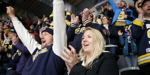 Mikaela Gustavsson och ett flertal av Supporterklubbens medlemmar kommer att ta sig till Leksand.