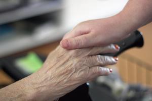 Inga äldreboenden har fått generella krav om neddragningar av personal. Men översyner av ekonomin pågår, enligt omvårdnadsförvaltningen.