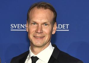 Nicklas Lidström.   Foto: Claudio Bresciani/TT
