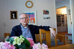 Härnösandsbon Jan Bergquist från Brottsofferjouren berättar att  stödjare finns till för att hjälpa brottsoffer.