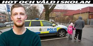 VLT:s nöjesredaktör William Holm skriver en krönika om självklarheter. Foto: Rasmus Ellvin/TT