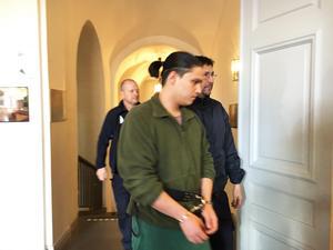 Mohammad Rajabi är dömd av Svea hovrätt för mord och mordförsök till 14 års fängelse och utvisning ur Sverige.