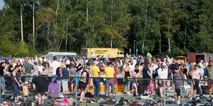 Loppisklassikern i Nykvarn arrangerades för 50:e gången på lördagen.