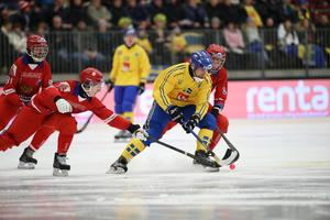 Per Hellmyrs svarade för en stark insats i VM-finalen i Vänersborg, men det räckte inte hela vägen till ett guld.