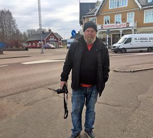 Leif Olsson, reporter Malung-Sälen