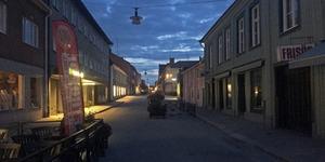 En butik på Nygatan har blivit bestulen på en kruka. Bilden är en arkivbild.