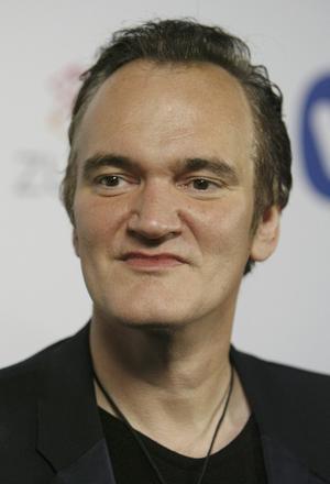 Quentin Tarantino vann guldpalmen för