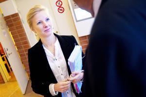 Kammaråklagare Lillemor Ersberg.