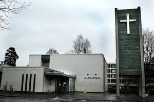 Maria församling i Sätra upphör som egen församling om den föreslagna sammanslagningen genomförs.