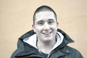 Karl Svanberg, 21, studerande, Önsta Gryta: – Det har varit många drömmar, men det är ingenting jag kan berätta om i tidningen.