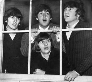 43 år efter att de gick skilda vägar hyllas Beatles på amerikanska Grammygalan i januari.
