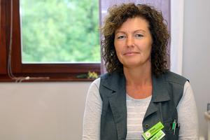 Stina Hedengran, verksamhetschef på Fjällhälsan