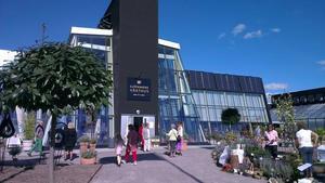 Växthuset i Kumla Sjöpark har nominerats till Solenergipriset 2014. Priset delas ut av branschföreningen Svens Solenergi.