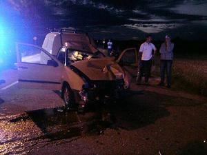 Arkivbild från olyckan.