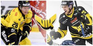 Lukas Zetterberg, Marcus Bergman, VIK Hockey