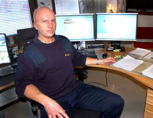 – Polisen har tagit rätt många som använt fentanylplåster de senaste månaderna, förklarar Ove Johansson.