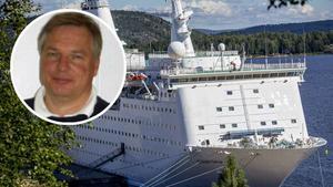 Kjell Tandberg, Floating accommondation, är beredd att sälja Ocean Gala.