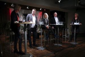 Dan Josefsson  är en van debattör, här senast på Publicistklubben i Stockholm. På torsdag kommer han till Norrtälje.