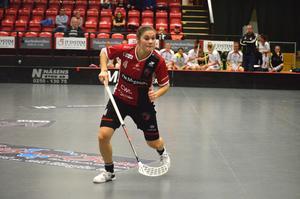 Therése Karlsson avgjorde i förlängningen.