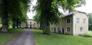 Nära Engesbergs herrgård kommer nya radhus att byggas.