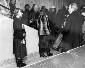 Johans lärare Ing-Marie Hedebrand var med då rätten var ute på syn och tittade på Bosvedjeskolan.