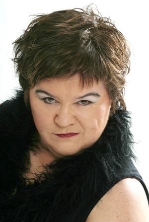 Hämndlysten. Ann Westin kommer i dag till Gävle med sin succéshow.