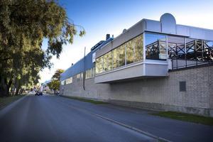 En nyhet var den utskjutande restaurangen på Tempo mot Lillfjärden.
