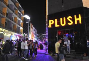 Nattlivet på Malta har sitt epicentrum i stadsdelen Paceville med mängder av klubbar.