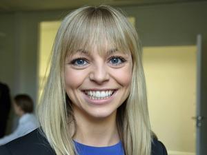 Ida Andersson, ny konsultchef.