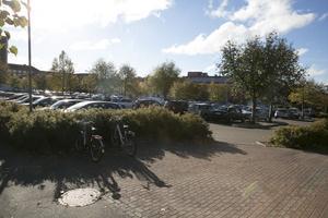 Byggnation av Folkets hus-parkeringen kan stå näst på tur efter att bygget bakom Systembolaget är klart.