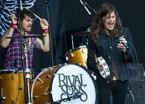Rival Sons spelade på Sweden Rock 2012 och i fjol på Bråvalla