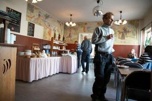 Gäster vid Hotell Dala-Järna. Restaurangerna presterar generellt god hygien, enligt livsmedelsinspektören Emelia Frimodig. Kommuninvånarna är nöjda med utbudet i kommunen visar DT:s enkät.