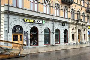 En ny Taco Bar har öppnat i Chinas gamla lokaler.