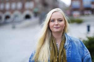 Sofie Hallgren har varit vegan i två år och hon är det framförallt för djurens skull.