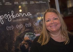 Alexandra-Therese Keining står både för regi och manus i filmen
