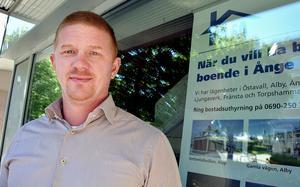 Joakim Persson får fortsätta som vd för Åfa.