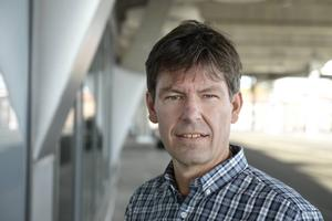 Bollnäs tränare Joakim Forslund.