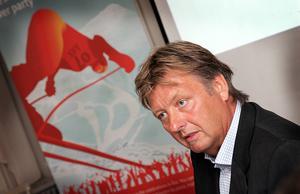 ... Lars Lindqvist, VM-general förra gången det begav sig i Åre 2007, är med i styrelsen på en plats för Svenska skidförbundet.