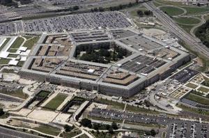 Pentagon: ritar ny världskrarta efter kalla krigets slut.