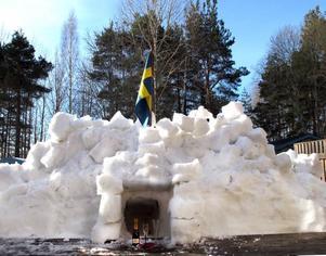 Ishotellet i Jukkas.., förlåt, Stigslund.