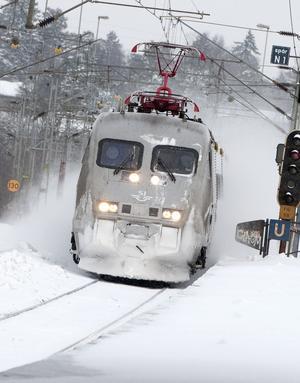 Måste fungera. Ett bra infrastrukturnät för arbetspendling är av största värde för Sverige, skriver Catharina Elmsäter-Svärd.foto: scanpix