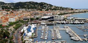 Cannes och dess fastighetsmässa är varje år resmål för en delegation från Västerås stad.