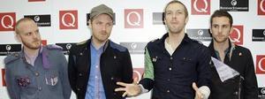 Coldplay tillhör musikbibliotekets favoriter 2008.