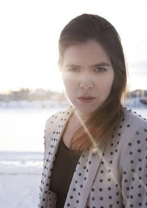 Frida Selander, musiker och sångerska från Umeå.Foto: Sara Lindquist