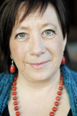 Kommunalråd Karin Thomasson (mp.
