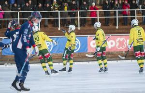 Borlängedepp efter Ljusdals seger i supercupen.