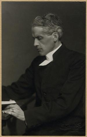 Biskop Einar Billing formulerade den svenska folkyrkoteologin.